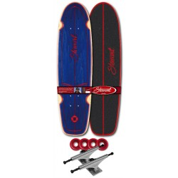 "Skate Stewart Regal 28.25"" bleu"