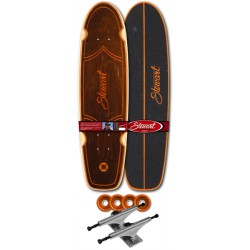 "Skate Stewart Regal 28.25"" marron"