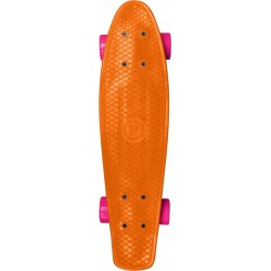 Mini longboard Prohibition Orange