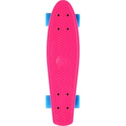 "Skateboard Cruiser Retro Plastic 22"" Secret Prohibition"
