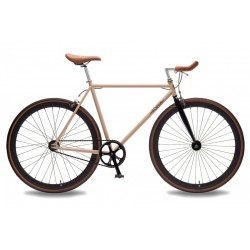 Fixie Single Speed Foffa Crème