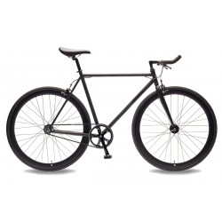 Fixie Single Speed Foffa Noir Mat