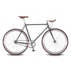 Fixie Single Speed Foffa Gris