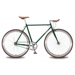 Fixie Single Speed Foffa Vert