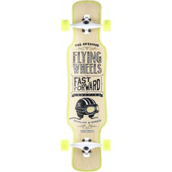 Longskate Flying Wheels Helmet 38.5""