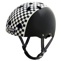 Casque vélo Nutcase Checkerboard
