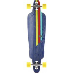 "Longskate Flying Wheels Rig 38""5"