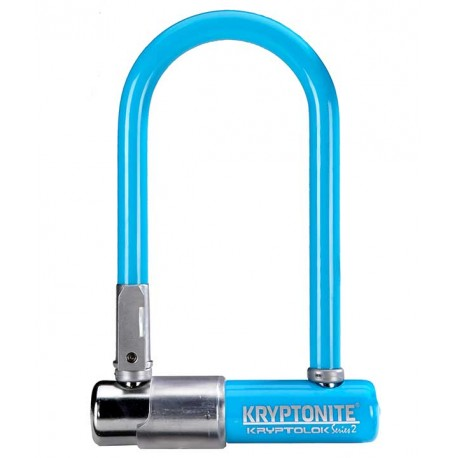 Kryptonite Kryptolock Série 2 Mini-7 bleu