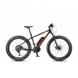 Fatbike électrique KTM Macina Freeze 261 (version 2018)