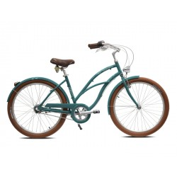 Beach Cruiser Arcade Key West Vert Canard