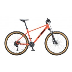 CHICAGO DISC 271 fire orange (black)