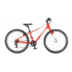 WILD CROSS 24 metallic fire orange (white) KTM