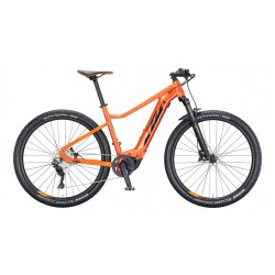 MACINA RACE 291 fire orange (black+orange) KTM