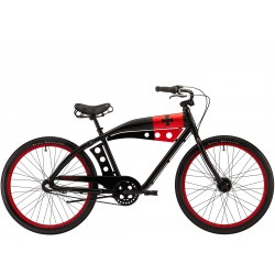 Velo Cruiser Felt Red Baron