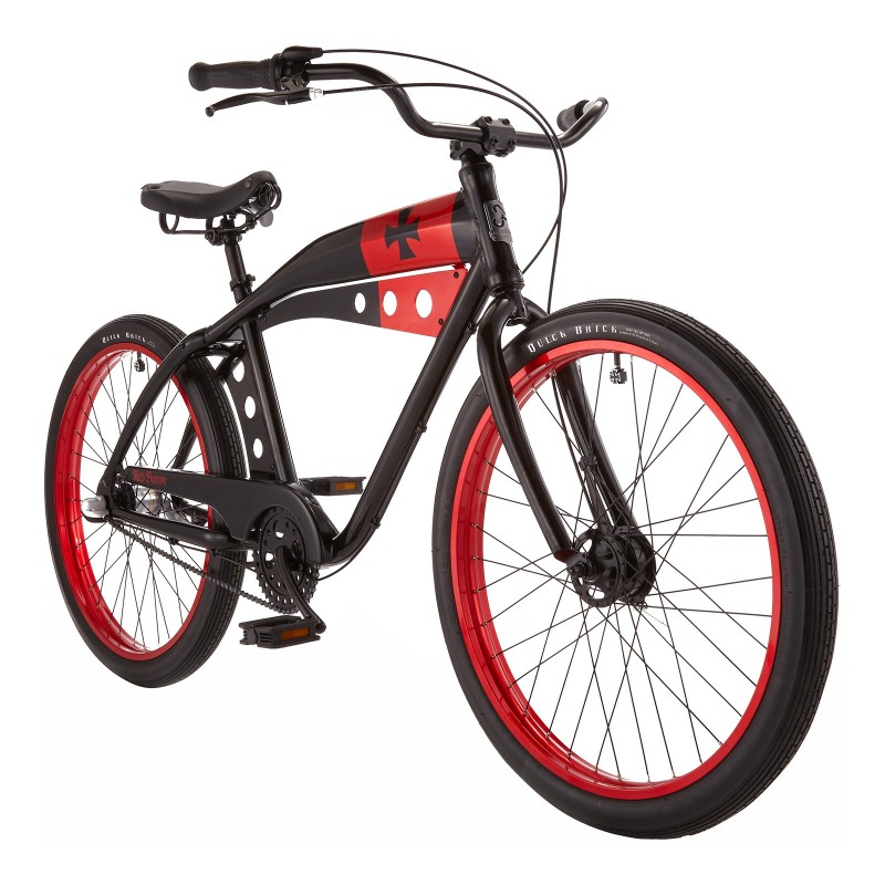 beach cruiser felt bicycles red baron western flyer. Black Bedroom Furniture Sets. Home Design Ideas